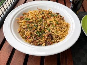 Vegane Spaghetti alla Carbonara
